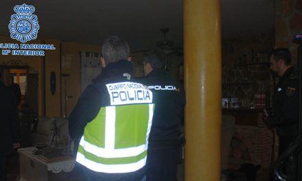 SUCESOS | Un detenido en Jaén por presuntamente atracar a un hombre en la vía pública