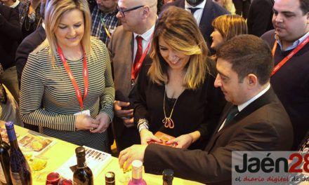 VÍDEO FITUR | La provincia de Jaén muestra su oferta turística  en Fitur 2019