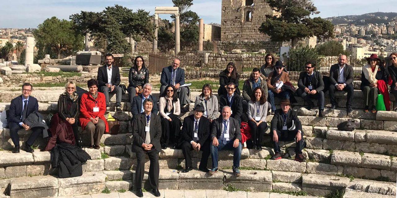 El Instituto de Investigación en Arqueología Ibérica de la UJA asiste al XII Diálogo Intercultural Euro-Mediterráneo sobre la Ruta de los Fenicios celebrado en el Líbano