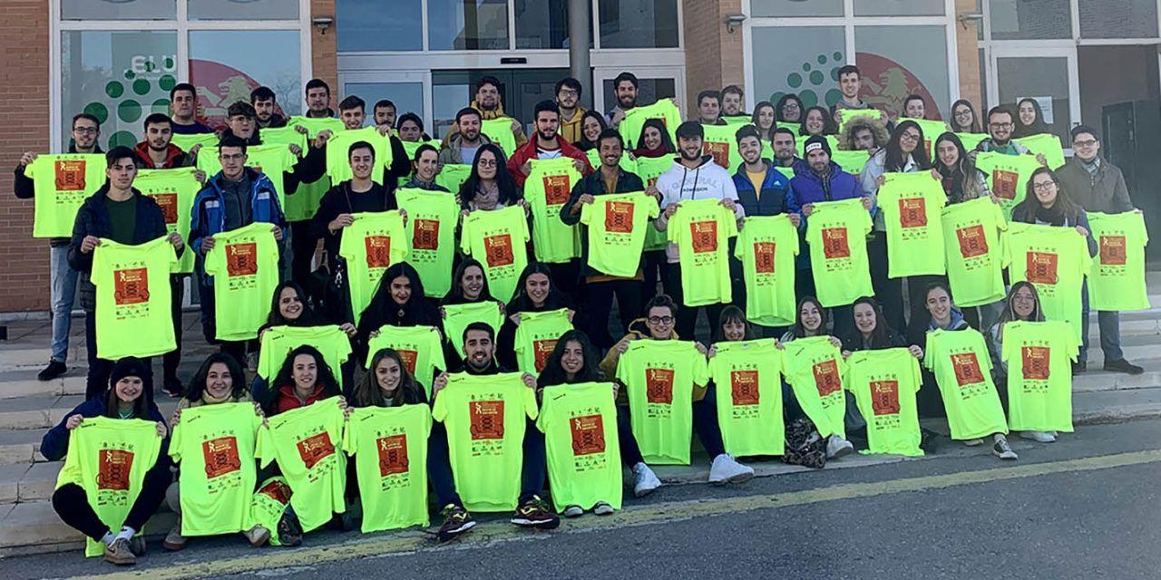El alumnado de Educación Primaria de la UJA correrá la XXXVI Carrera Urbana Noche de San Antón a beneficio de ASPACE