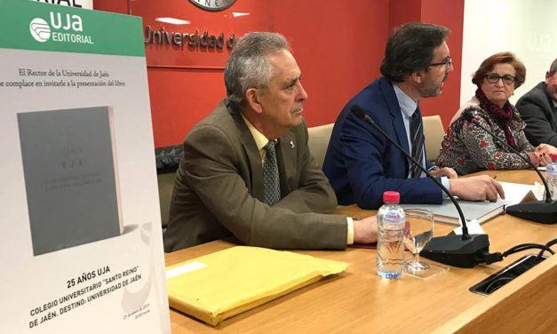 La UJA recoge en un libro la historia de su germen, el Colegio Universitario 'Santo Reino' de Jaén