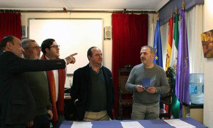 """La obra """"París"""", de la enfermera Teresa González, premiada en el XI Certamen Nacional de Pintura """"Enfermería Jaén"""""""