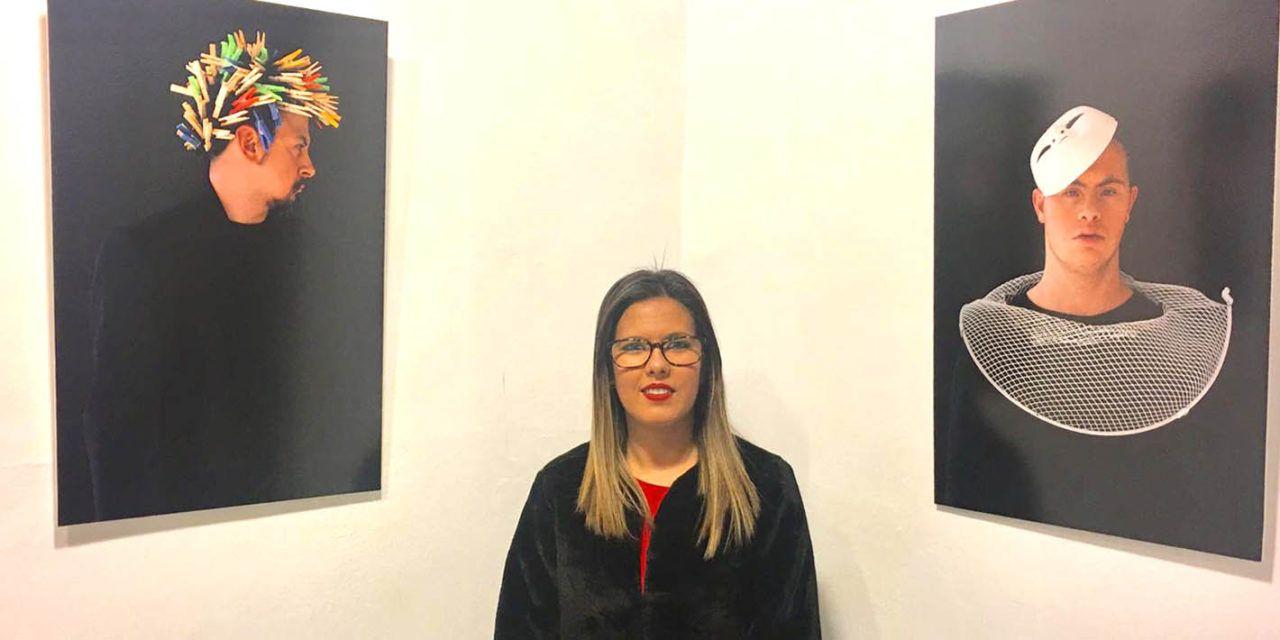 """La exposición """"Lo que el ojo no ve"""" recoge 50 creaciones artísticas de personas con diversidad funcional"""