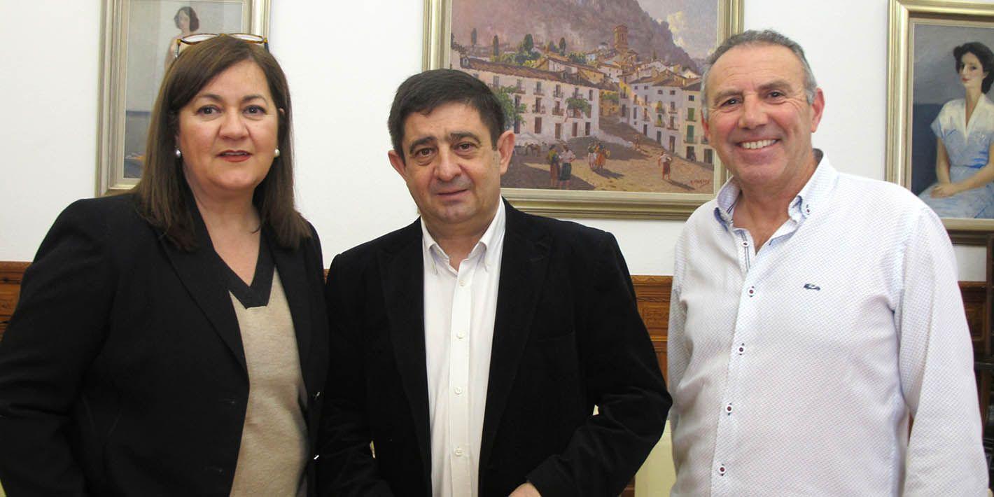 Diputación colaborará con la Federación de Alzheimer en la realización de un plan estratégico sobre esta enfermedad