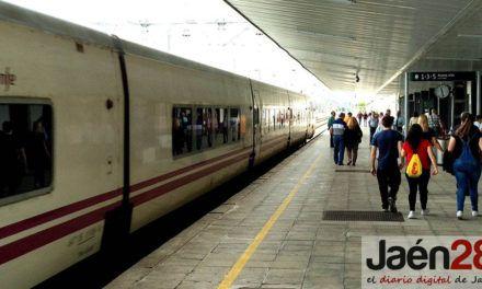 """Marián Adán (Cs) critica el aislamiento ferroviario hacia Jaén """"hasta el punto de rodearla para dejarla desconectada"""""""