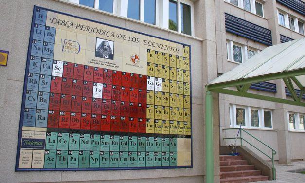 La UJA se une a la conmemoración del Año Internacional de la Tabla Periódica