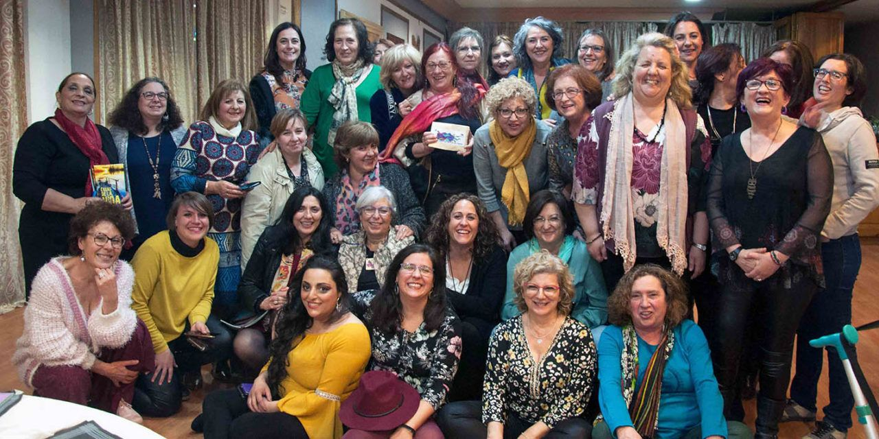 Celebrado el 'XV Encuentro con mujeres escritoras y artistas de Jaén'