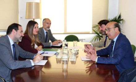 El decano del Colegio de Abogados se reúne con la nueva delegada de Justicia en Jaén