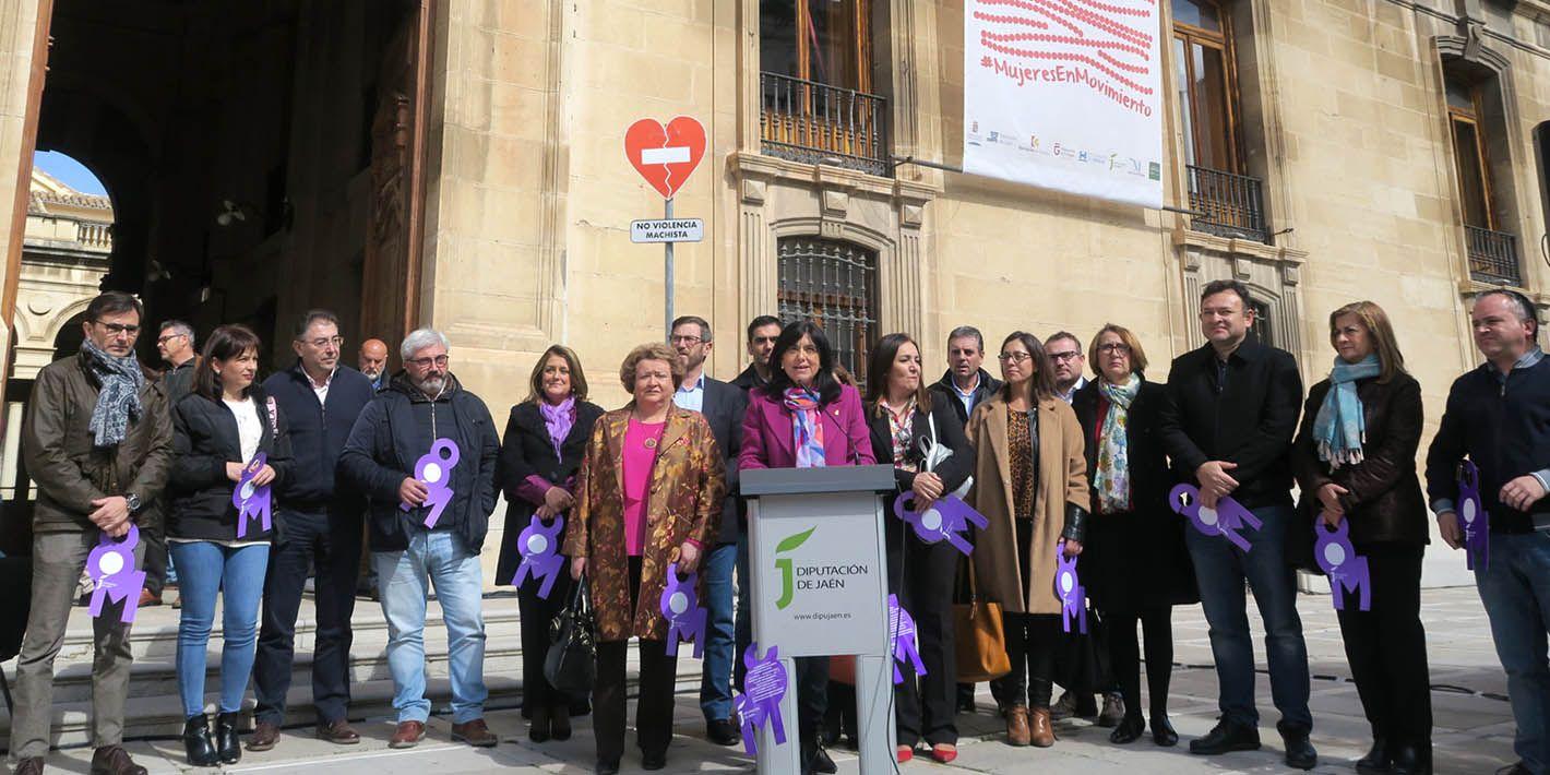 """Diputación conmemora el Día de la Mujer, una jornada """"para reivindicar la consecución de una igualdad real y efectiva"""""""