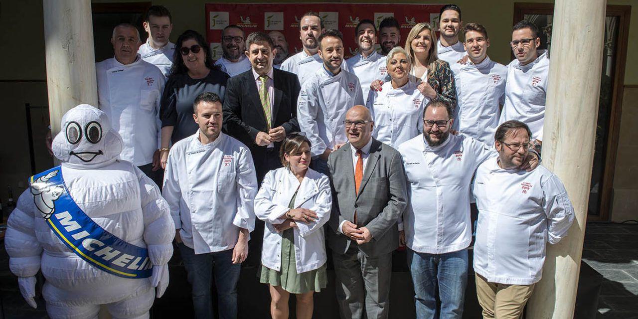 """Michelín incluye dos restaurantes de Linares en la Guía Verde """"Jaén Weekend"""""""