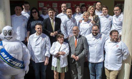 """Michelín incluye cuatro restaurantes de Jaén en la Guía Verde """"Jaén Weekend"""""""