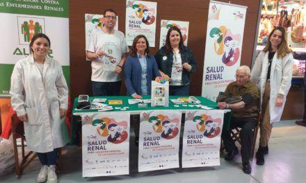 El Ayuntamiento destaca el trabajo de la Asociación Alcer Jaén en la prevención de las enfermedades renales