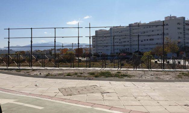Jaén levanta cuatro actas de infracción por la instalación de vallas publicitarias sin licencia municipal