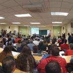 Juan Gómez Ortega presenta oficialmente su candidatura al Rectorado de la UJA