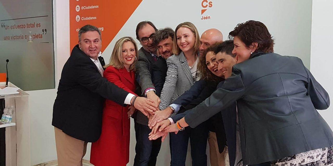 """Ciudadanos presenta una candidatura al Congreso y al Senado """"comprometida y centrada en Jaén y los jienenses"""""""