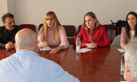 """Ciudadanos defiende la reducción de trabas administrativas y el apoyo a la restauración """"para dar vida a Jaén"""""""