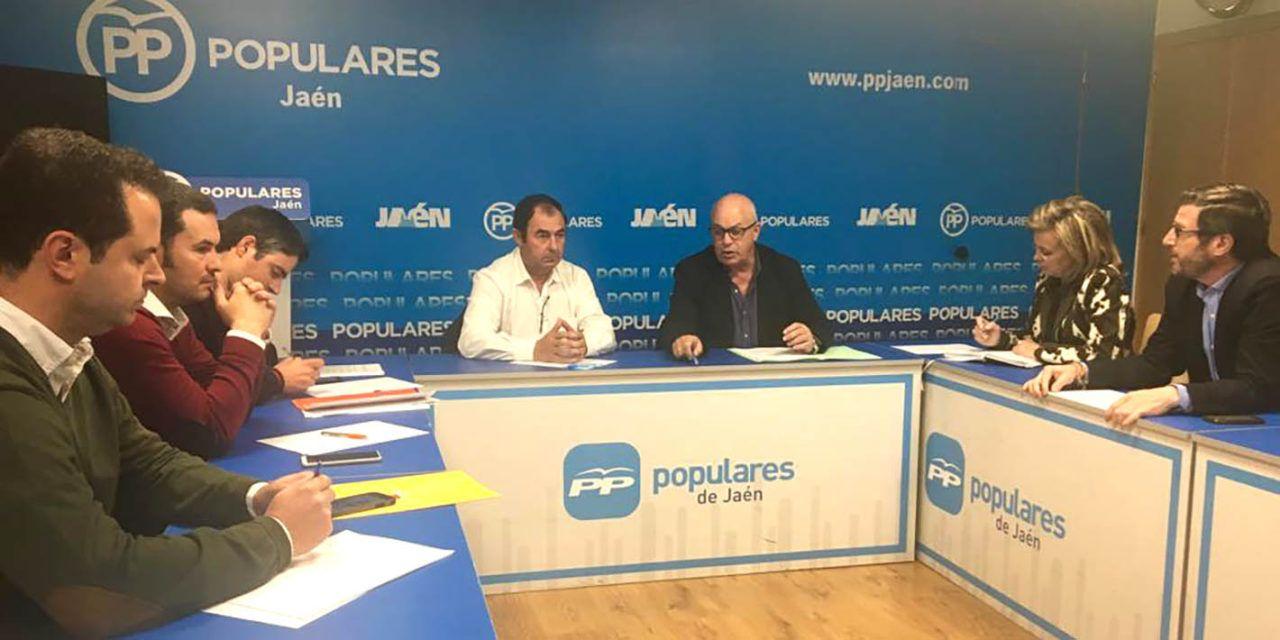 El PP de Jaén mantiene encuentros sectoriales con Farmacéuticos y sindicatos agrarios