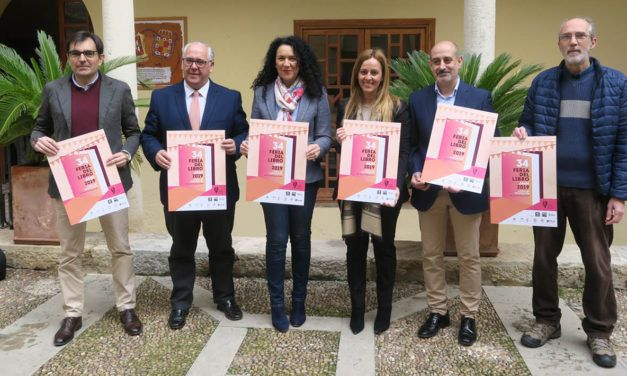 El Palacio Provincial de la Diputación volverá a acoger la Feria del Libro de Jaén del 3 al 12 de mayo