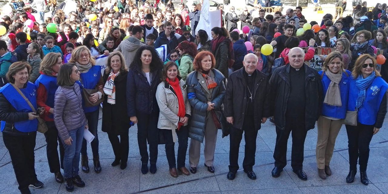 Jaén celebra el 60º aniversario de Manos Unidas