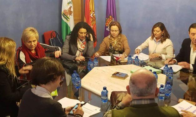 Jaén aprueba por valor de 11.000 euros ayudas para atender a 24 familias en riesgo de exclusión social