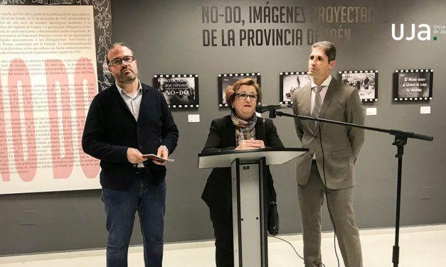 Una exposición de la UJA muestra el devenir de la provincia de Jaén, a través del NO-DO