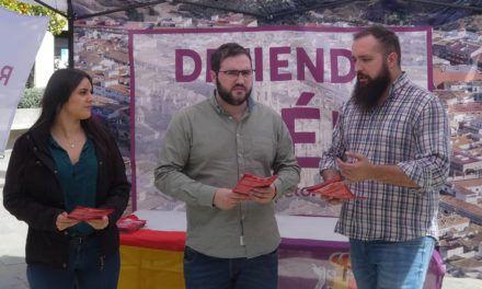 Respeto Jaén exige voluntad política para revitalizar el paraje de los cañones