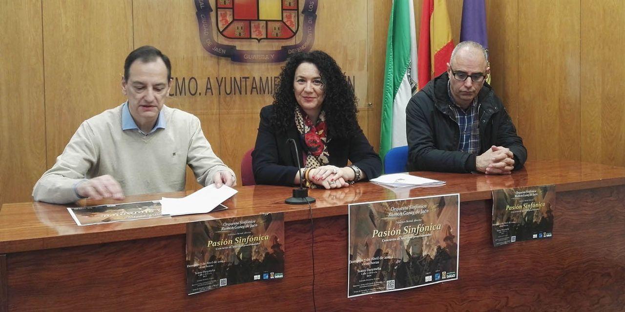 Presentada la III edición del concierto 'Pasión Sinfónica'