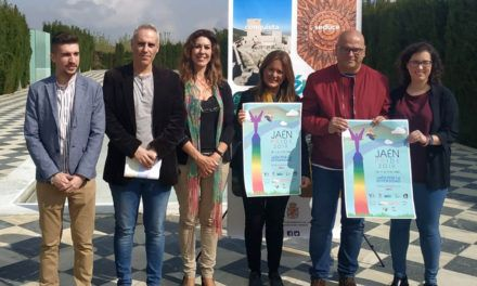 El 'III Jaén Pride' se celebrará del 3 al 8 de junio
