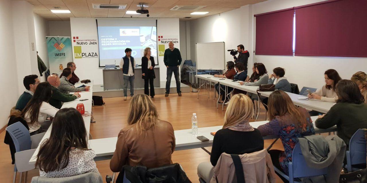 El Ayuntamiento presenta el seminario 'Gestión y Programación en Redes Sociales