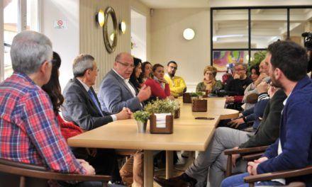 """Javier Márquez asegura que la Cultura """"no tiene ideologías"""" y presenta un programa que """"apuesta por el patrimonio histórico y la dinamización del sector"""""""