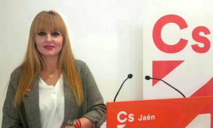 María Cantos candidata a la alcaldía de Jaén por Ciudadanos