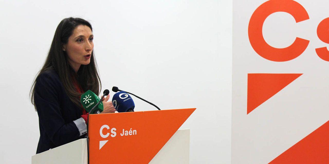 """Mónica Moreno: """"Jaén, más verde y comprometida con el medio ambiente gracias al nuevo Gobierno de la Junta"""""""