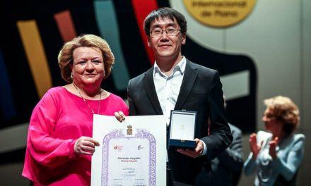 """El pianista ruso Alexander Koryankin se impone en la 61ª edición del Premio """"Jaén"""" de Piano de Diputación"""
