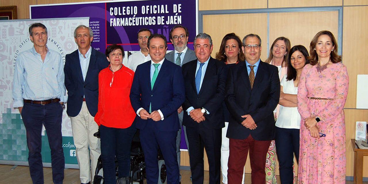 """Abierto el plazo para presentar propuestas al Premio del Colegio de Farmacéuticos de Jaén al Compromiso Social """"Pedro Malo García"""""""