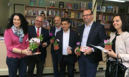 Las librerías se echan a la calle hasta el 12 de mayo para mostrar sus novedades en la XXXIV Feria del Libro de Jaén