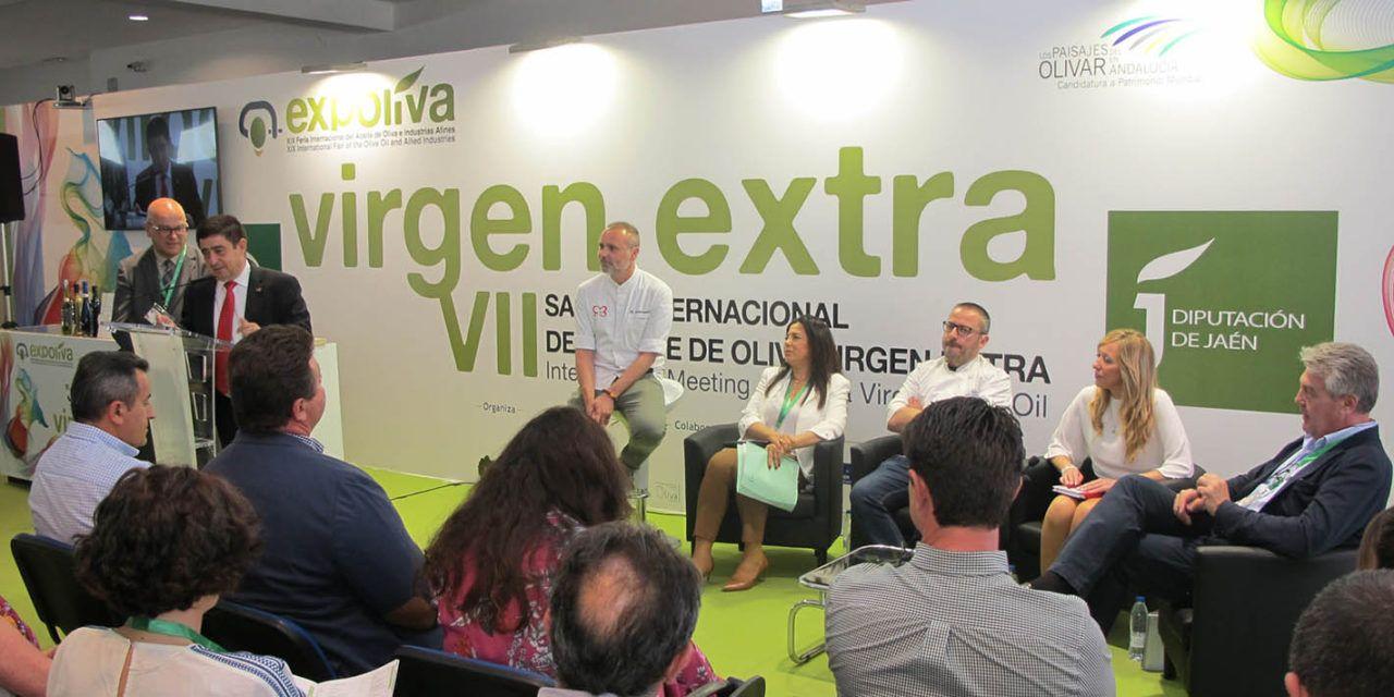 Chefs con Estrella Michelín y productores oleícolas ponen en valor la utilización del AOVE en la cocina