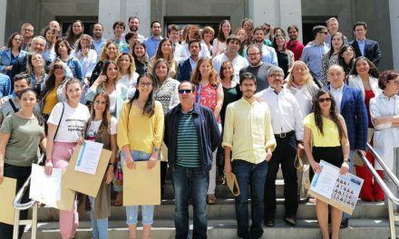 El Hospital de Jaén ha formado a 30 residentes que terminan su formación