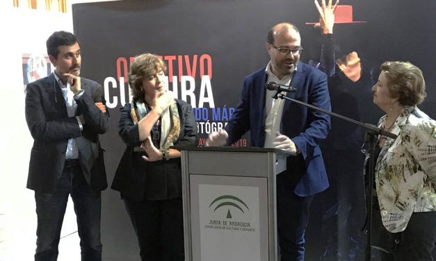 Inaugura la muestra 'Objetivo cultura. Fernando Mármol, fotógrafo'