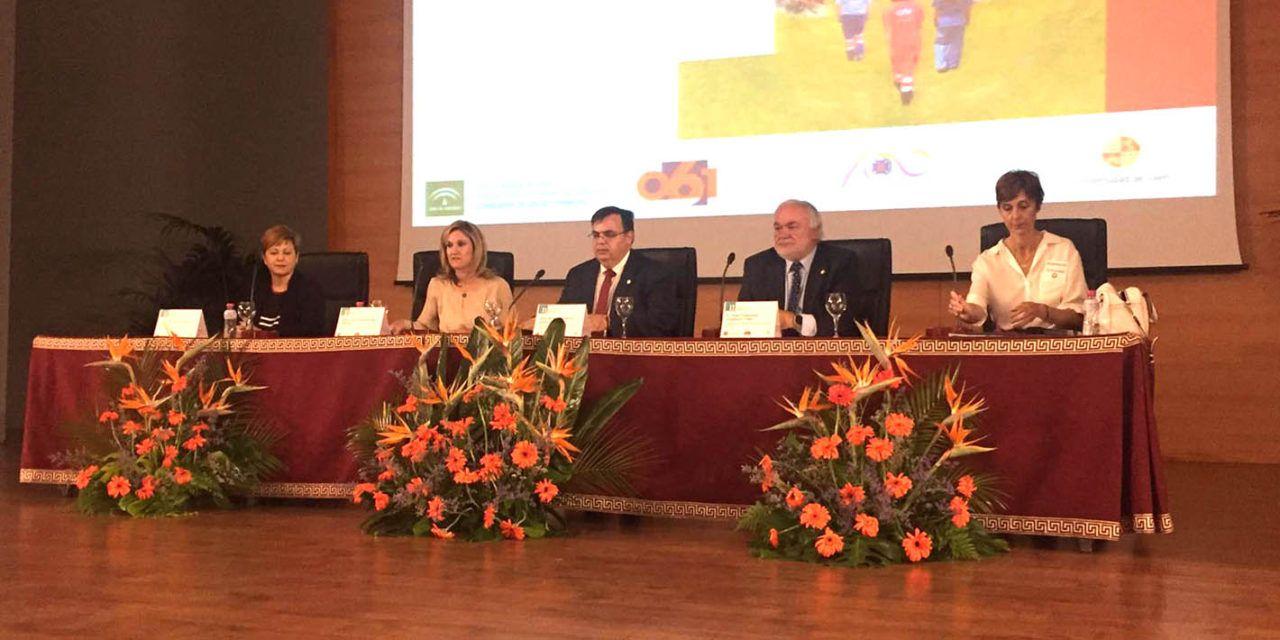 Jaén reúne a cerca de 200 profesionales del 061, atención primaria y hospitalaria para abordar los avances en la `Continuidad de Cuidados´