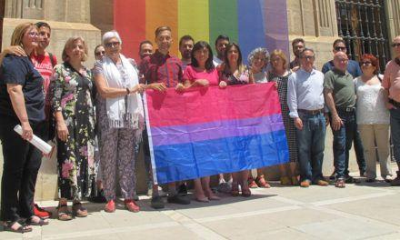 La Diputación de Jaén celebra un acto conmemorativo del Día Internacional del Orgullo LGTBIQ