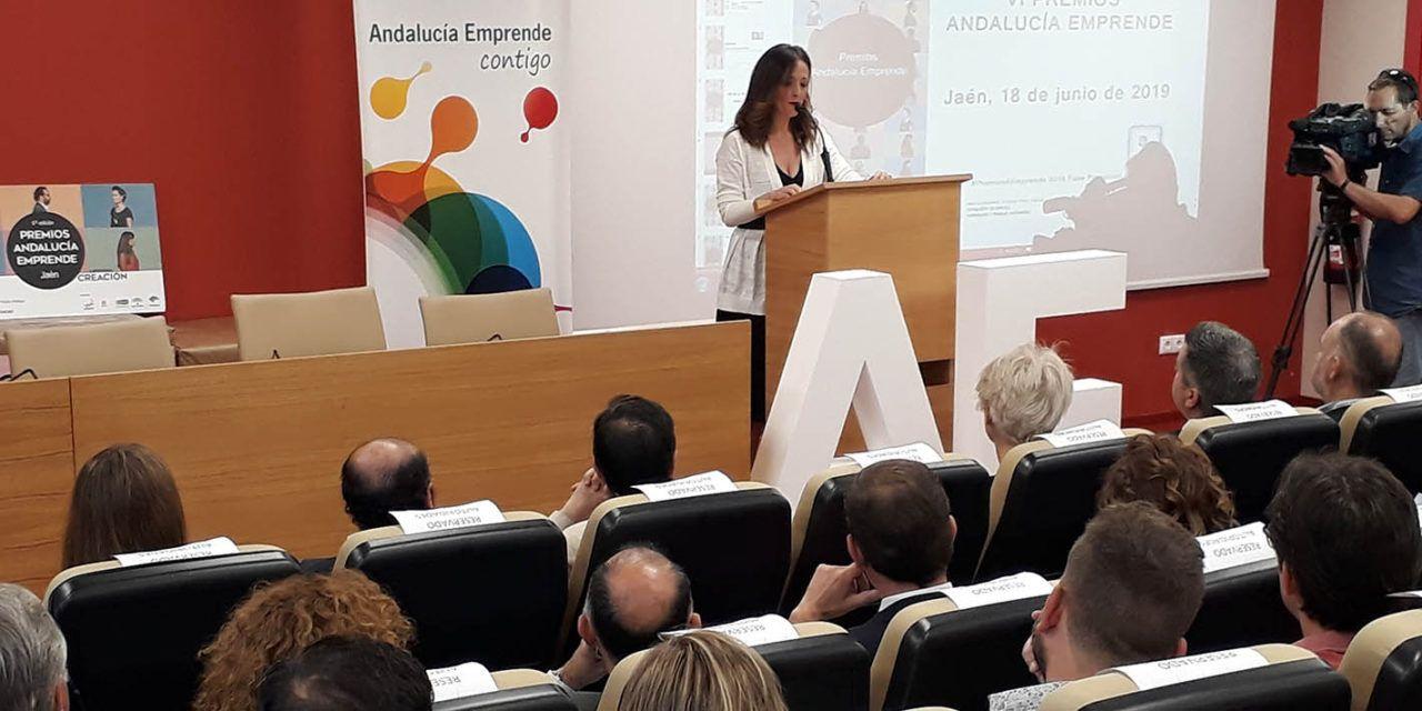 """""""Moonlight Games"""" y """"Tunegocioenfotos.com"""" ganan la fase provincial de los Premios Andalucía Emprende"""