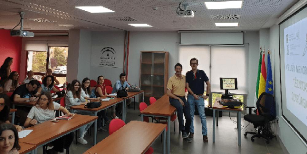 Médicos y enfermeros del Distrito Jaén-Jaén Sur se forman en Teledermatología