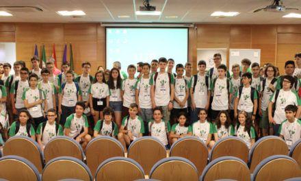 Comienzan las primeras pruebas de la XXX Olimpiada Matemática Nacional 2019 en la Universidad de Jaén