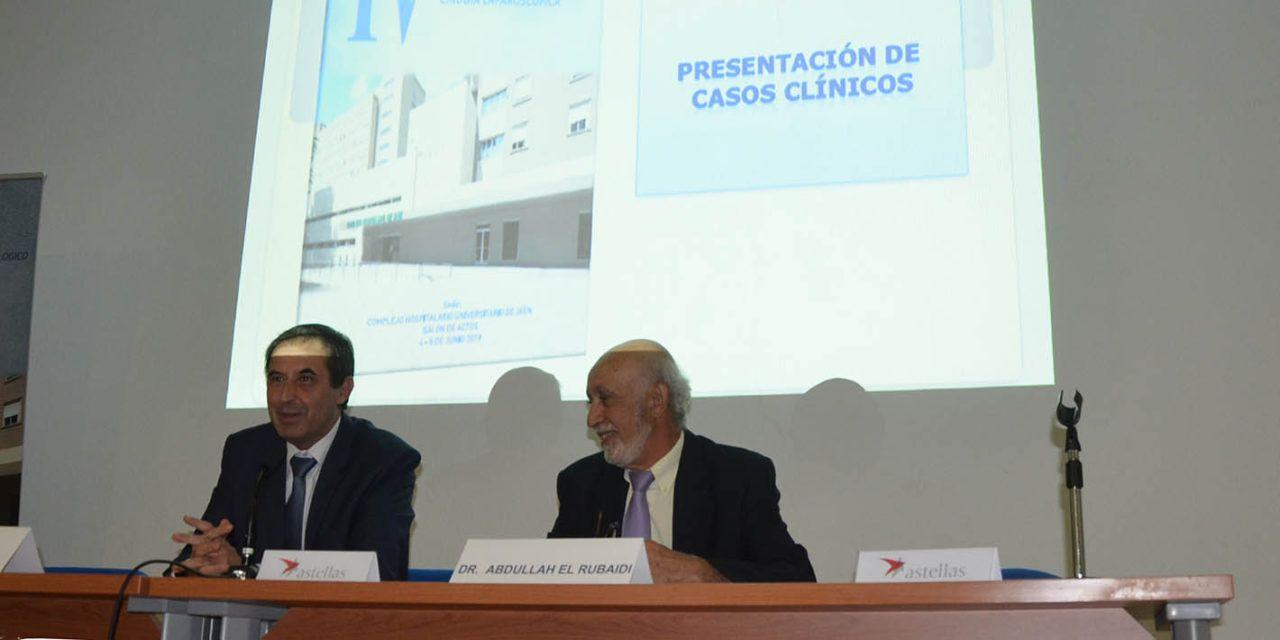 El Hospital de Jaén acoge las IV Jornadas sobre tratamiento y cirugía en Cáncer Urológico