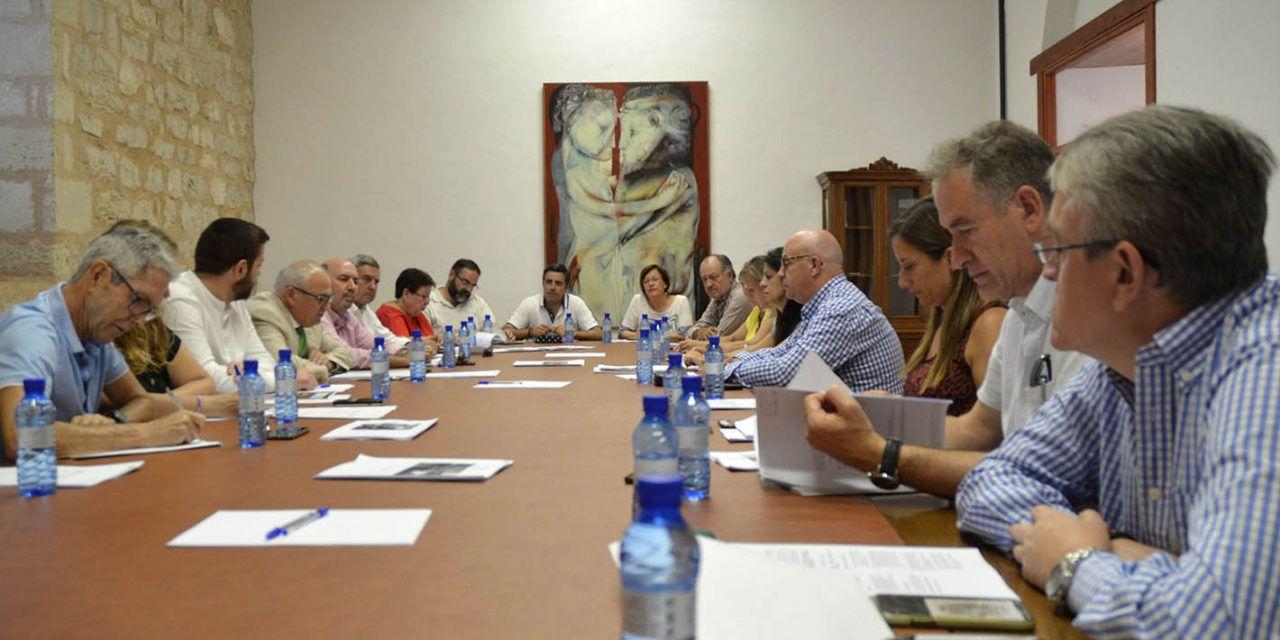 El CES Provincial ha celebrado hoy su Comisión Permanente y Consejo Plenario