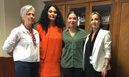Raquel Morales destaca la importancia de la puesta en marcha de la segunda unidad de Valoración Integral para luchar contra la violencia de género