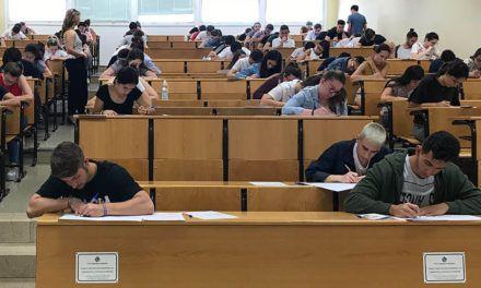 Un 94,3% de estudiantes superan la Fase de Acceso a la Universidad en la convocatoria de junio en la provincia de Jaén