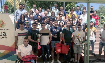 La UJA celebra su Fiesta del Deporte Universitario 2019