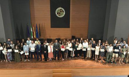 La Universidad de Jaén clausura su Curso de Postgrado 2018/2019 con el reconocimiento a los mejores Trabajos Fin de Máster