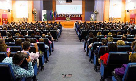 La Escuela Politécnica Superior de Jaén celebra sus actos de graduación